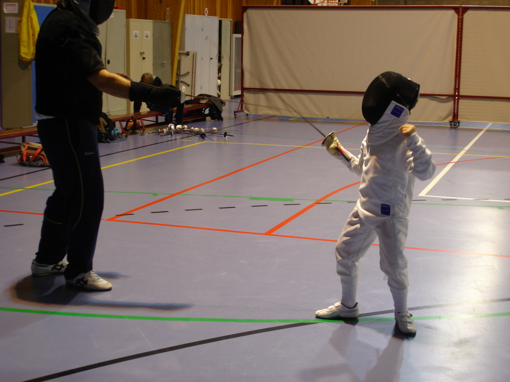 Brussels Europe Fencing club - Photo d'escrime - DSC05739.JPG
