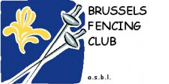 logo du Brussels Fencing Club